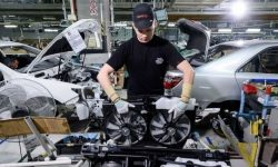 Fire in Japan cuts auto production by 1.6 million units