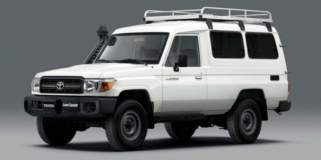 Land Cruiser to become vaccine carrier