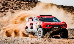 From Dakar to roads: Prodrive Hunter will get a civilian version