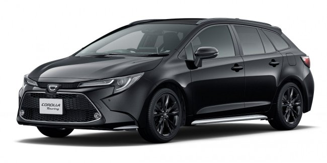 Corolla for active: wagon in the special version of Active Ride