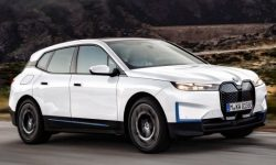 "Electric BMW iX will receive 560 forces and the letter ""M"""