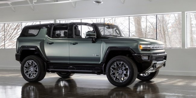 Why is the Hummer EV pickup more powerful than an SUV?