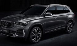 The premiere date of the new Geely Xingyue L has been announced