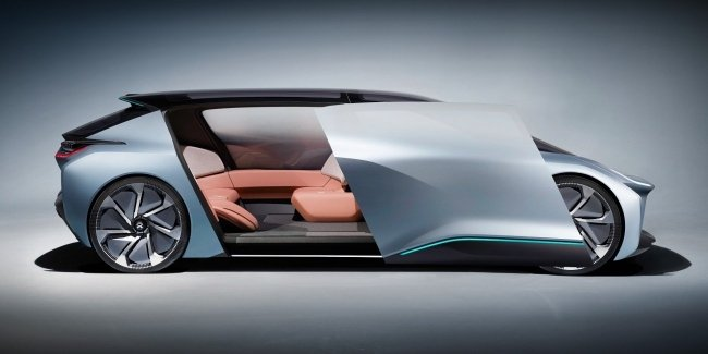 Nio prepares new family electric car EF9