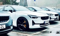 "Polestar 2 will get a ""charged"" version of Polestar?"