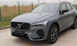 Revamped Volvo XC60: premiere just around the corner