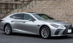Toyota taught Mirai and Lexus LS to drive independently