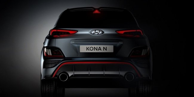 "Real ""robot"": Hyundai Kona N will receive only a box of DCT"
