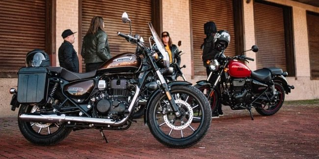 Royal Enfield to release motorcycle for $4,399