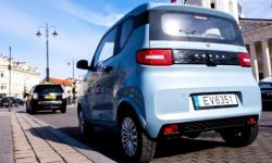 Europe's cheapest electric car launched