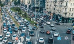 How long do we stand in traffic jams?