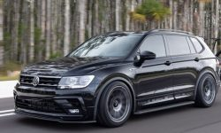 Tiguan Black Rino: how to turn a crossover into a hatchback