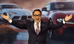 "Toyota's head has become the most ""humane"" in the automotive industry"