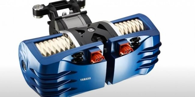 Yamaha unveils new 480-horsepower electric motor for OEM deliveries