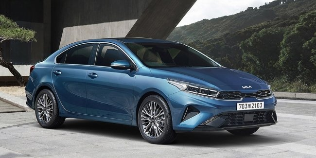 Updated KIA K3: what will Cerato be like?