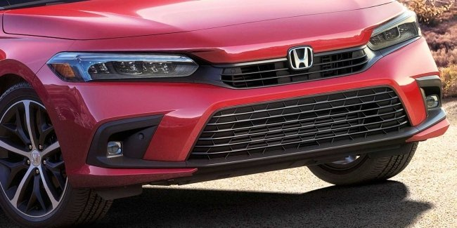 First official photo of the serial Civic