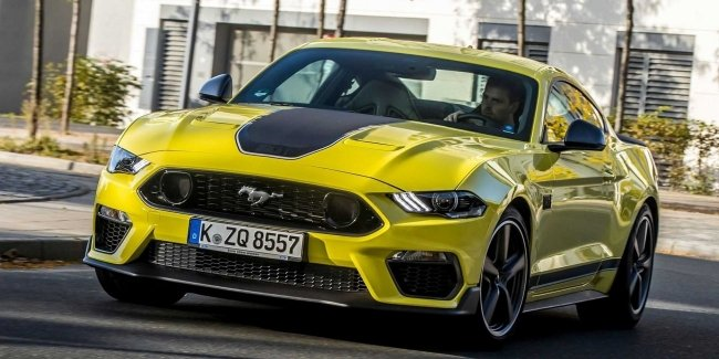 The most, the most: the next victory of the Ford Mustang