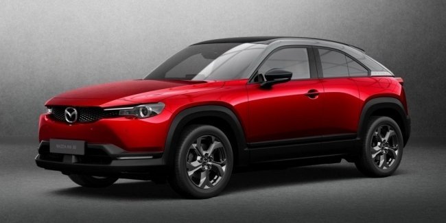Mazda unveils MX-30 for U.S. market