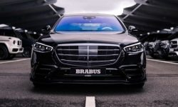 Brabus humbled with the new S-Class