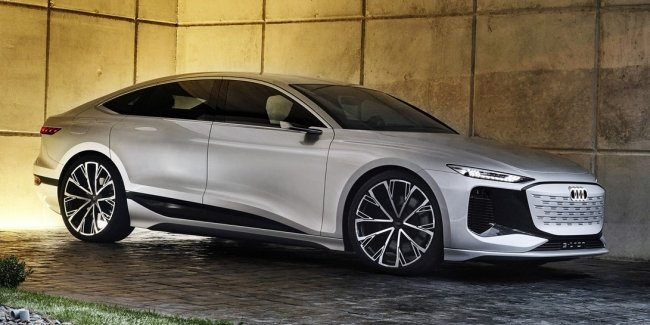 Three metres between the a downs: VW unveils its biggest Talagon crossover