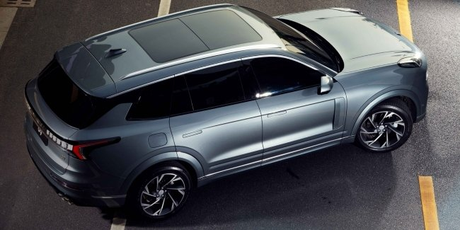 Lynk Co 09: a harbinger of the future of the Volvo XC90