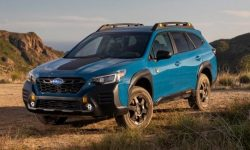 How much will the most off-road Subaru Outback cost?