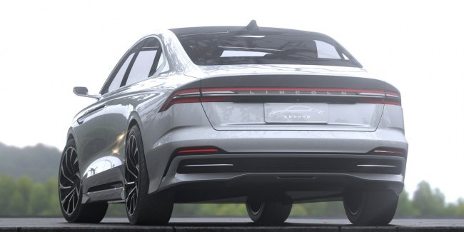 """""""The Marshmallow for the Chosen"""": Lincoln unveils exclusive sedan"""