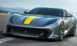 Ferrari reveals new limited supercar