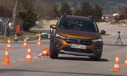 The new Sandero Stepway turned out to be more manageable than the Audi A3