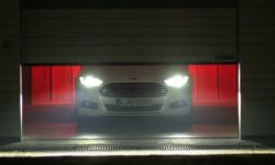 Ford Night Driving Drivings: When the Night Becomes a Day (Video)