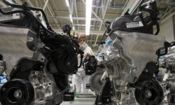 The world's largest diesel plant will start production of electric motors