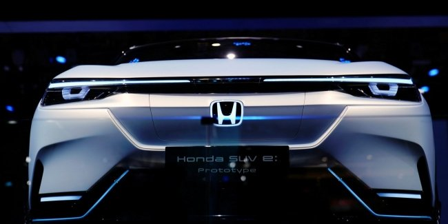 Honda 2040: electric only