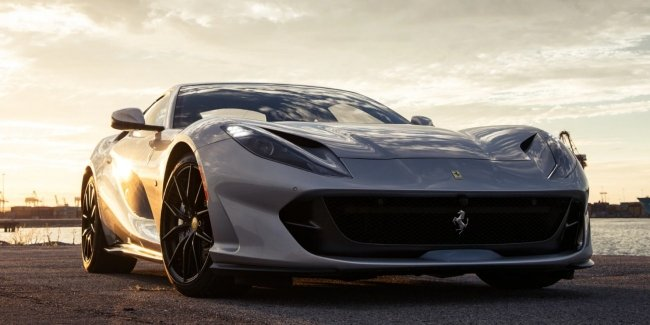 Ferrari owner accidentally drowned his supercar