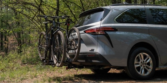 Toyota Sienna will get closer to nature