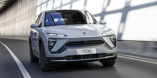 Electric brand NIO begins to conquer Europe
