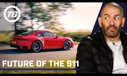 Chris Harris on… the future of the Porsche 911 and internal-combustion