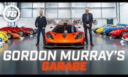 Inside Gordon Murray's incredible lightweight car collection