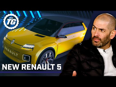 """Chris Harris on… the new Renault 5 EV: """"The French have rediscovered their mojo"""""""