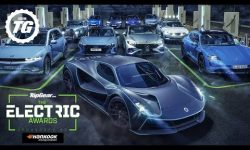 TopGear.com Electric Awards 2021: Porsche Taycan Cross Turismo, Polestar 2 and Lotus Evija