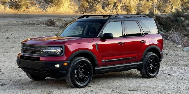 Ford Bronco Sport received a high safety rating