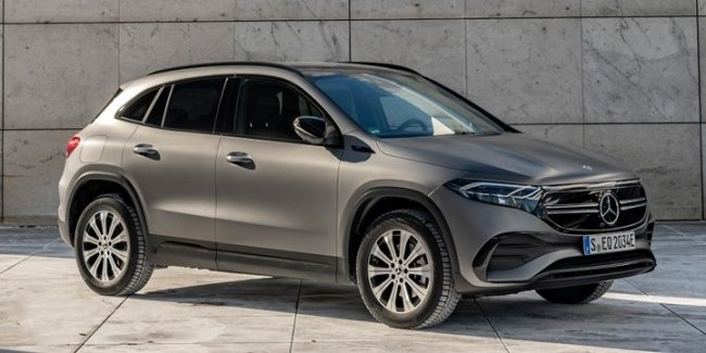 Mercedes unveils new versions of the E-A