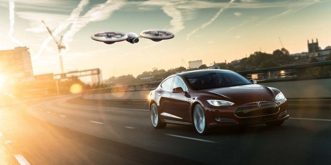 Tesla Model 3 hacked with drone and Wi-Fi (video)