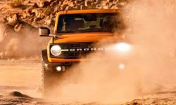 Ford forced to stop production of Bronco