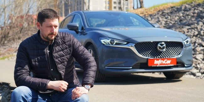 Mazda6 Turbo: Forget camry 3.5!