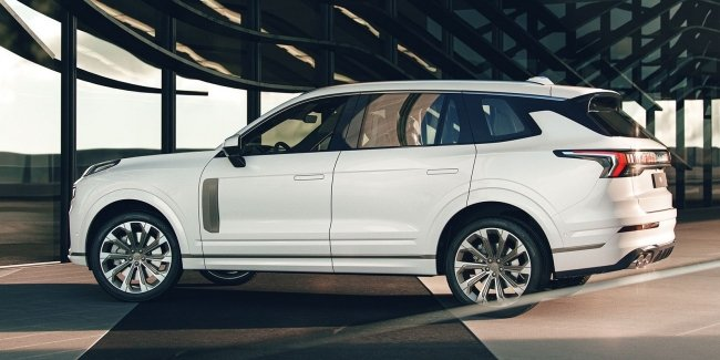 Another Chinese Volvo XC90