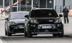 No longer a 'tiger': Electric Macan can get its own name
