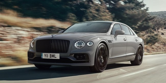 Bentley Flying Spur modestly updated