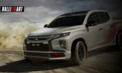 Mitsubishi plans to revive Ralliart's sports division