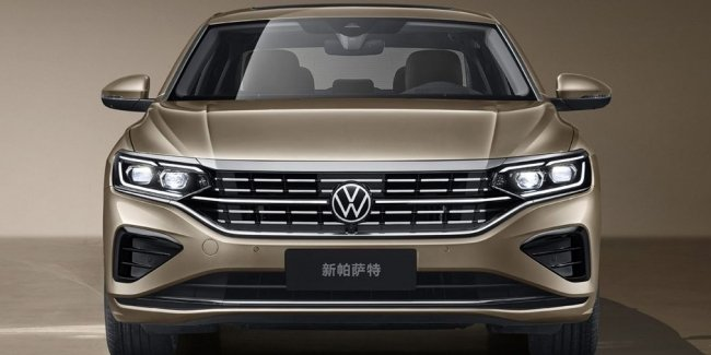 VW has updated its special Passat