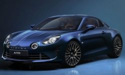 Coupe Alpine A110 Legende GT reborn with new powers